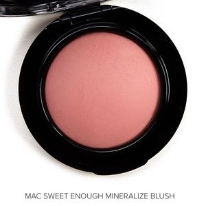 MAC Sweet Enough Mineral Blush
